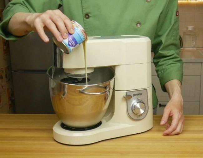 Приготування морозива