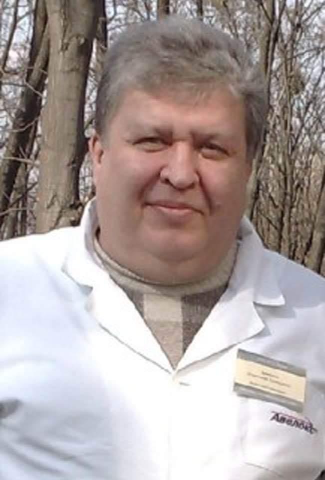 Олександр Артемов, лікар, коронавірус, COVID-19, жертви, смерть