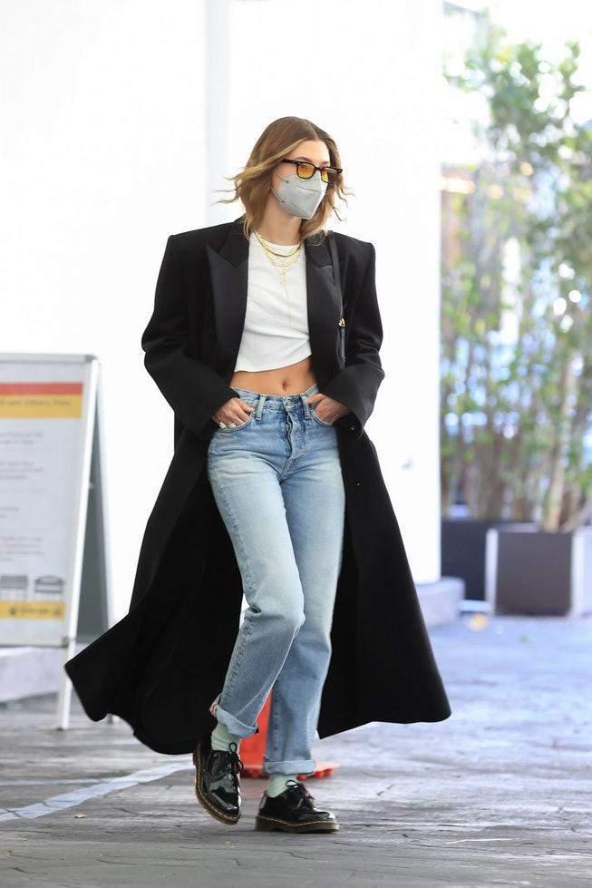 Гейлі Бібер  стиль одягу