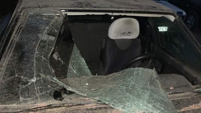 Фото побитого автомобіля
