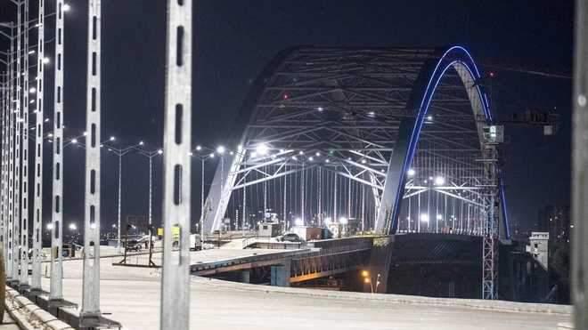 Подільсько-Воскресенсьий міст