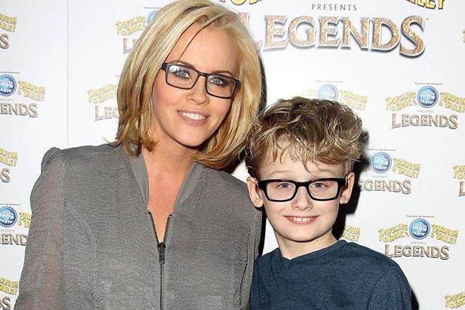 Дженні Маккарті і син