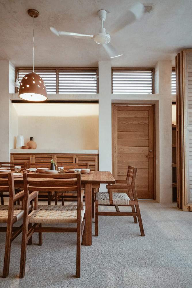 Дизайн квартири в середині витриманий в стилі мінімалізм / Фото Archdaily
