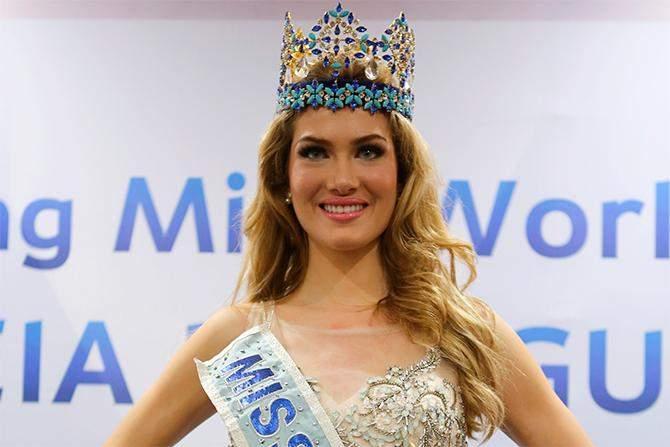 Мірея Лалагуна переможниця Міс Світу 2015 року