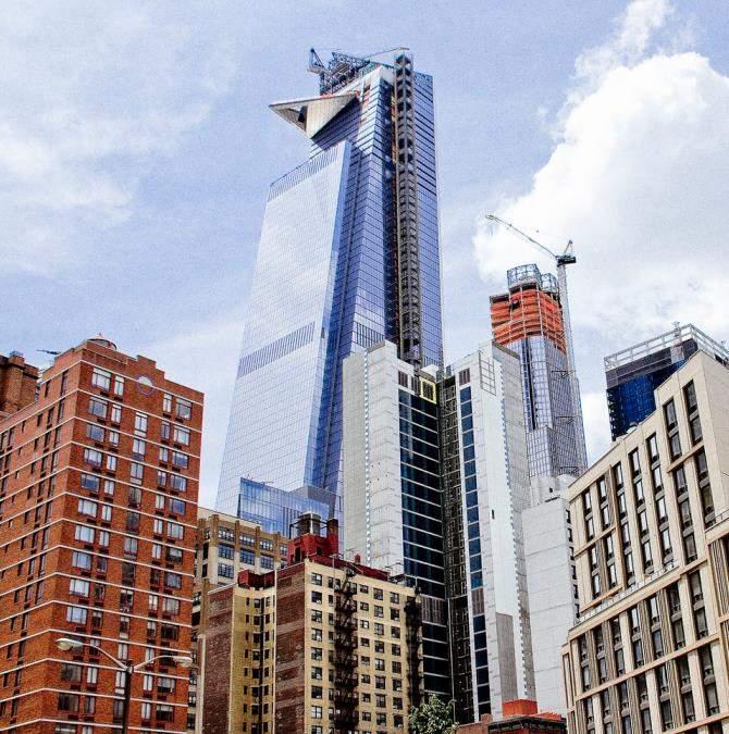 Розташування: 500 West 33rd Street  / Фото The Tower Info