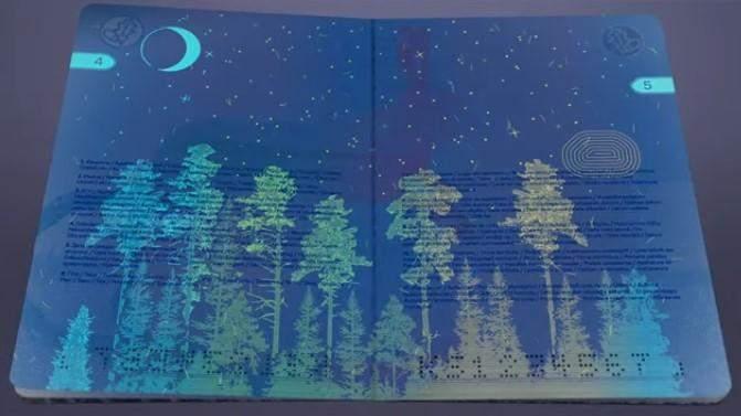естонія новий дизайн паспорту