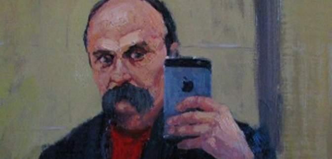 Тарас Шевченко і цифрова епоха