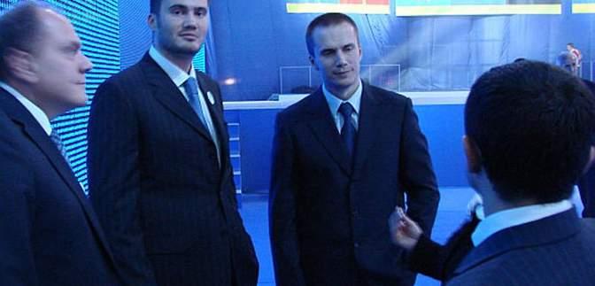 Александр Янукович рассказал о гибели и похоронах брата