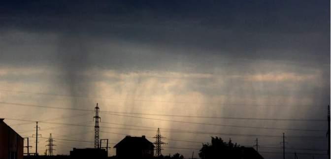 В Україні — штормове попередження