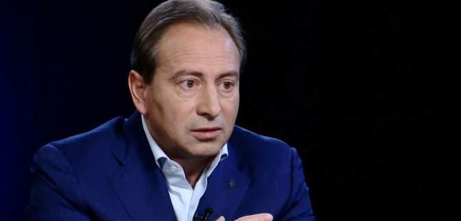 Томенко признался, за что ему стыдно