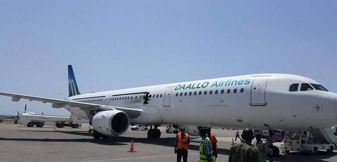 Вибух у пасажирському літаку в Сомалі: з'явилися фото