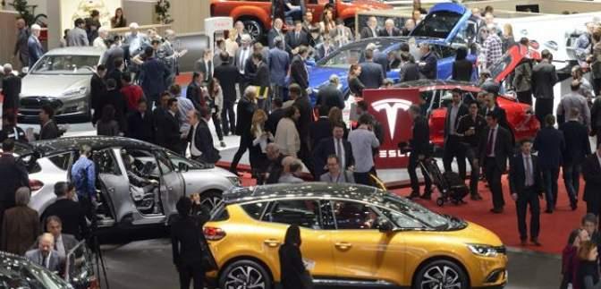 На Женевском автосалоне показали новинки автопроизводства
