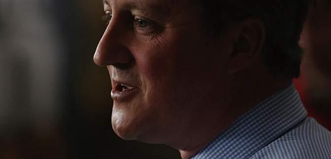 Кэмерон признал причастность отца к оффшору