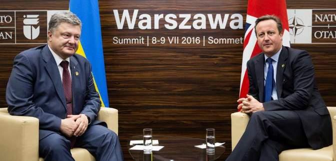 Британія вдвічі збільшить допомогу Україні