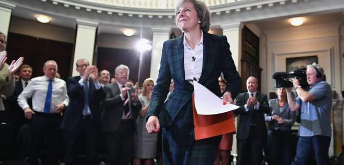 Британські консерватори затвердили лідера партії