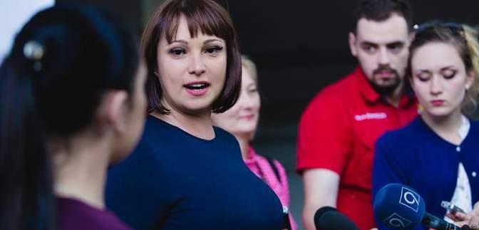 Волонтерка Ричкова впевнено лідирує у Дніпрі, – ЦВК
