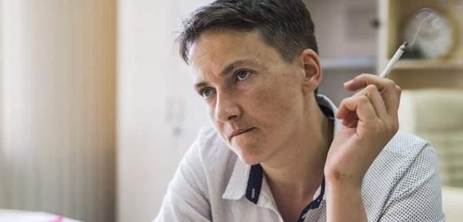 Савченко заявила, що жінки розумніші за чоловіків