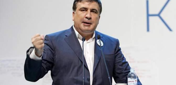 Саакашвілі розповів грузинським ЗМІ, як планує рятувати Україну