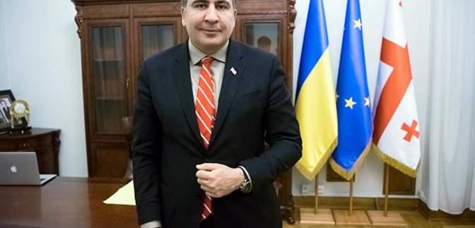Саакашвілі: Всім доведеться звикнути, що я – український політик