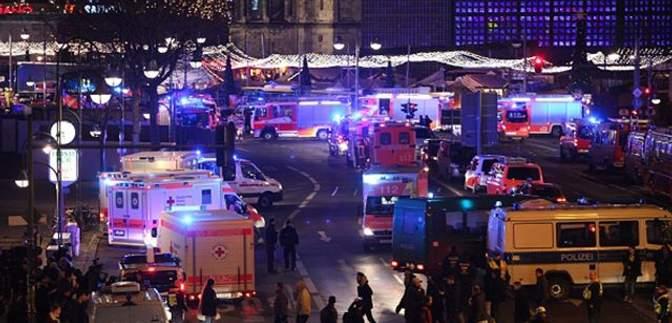 Трагедию на ярмарке в Берлине организовали исламисты