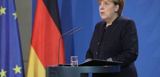 Меркель заявила, що теракт у Берліні вчинив біженець