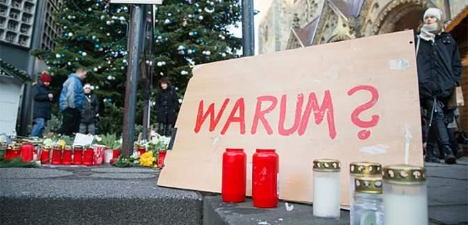 Теракт в Берлине: обнародованы первые имена жертв