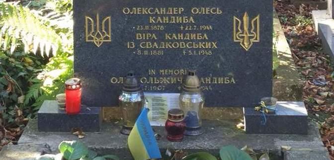 Эксгумация Александра Олеся: семья Михайлишина не знала о могиле поэта