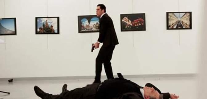 Росія обурена нагородою для фото вбивства посла країни