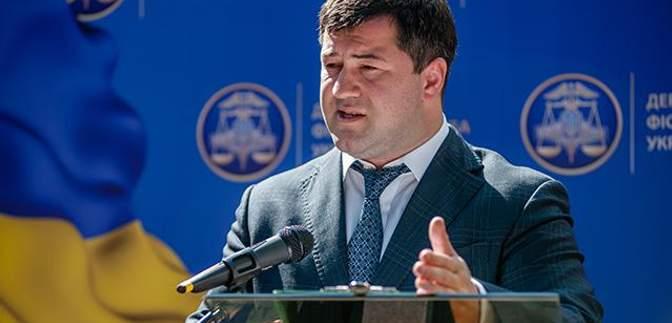 Прокурор рассказал о состоянии Насирова во время получения подозрения