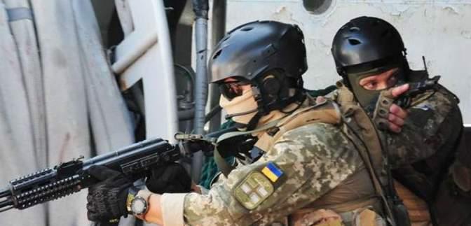 Украина начинает военные учения на границе с Крымом
