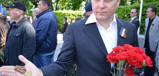 """Шуфрич виступив проти заборони """"георгіївських стрічок"""" в Україні"""
