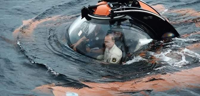 Чому Путін не тоне: Шендерович озвучив одну з версій
