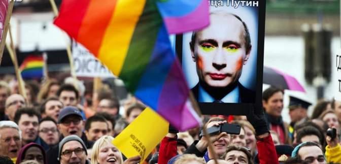 Путин рассказал, как бы вел себя с геем в одной душевой кабинке
