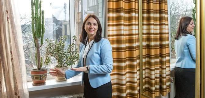 Як живуть народні депутати: Гопко показала свою квартиру в Києві