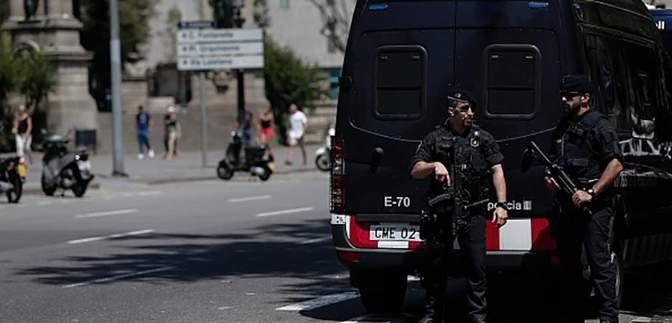 Поблизу Барселони поліція ліквідувала підозрюваного у теракті з поясом смертника, – ЗМІ