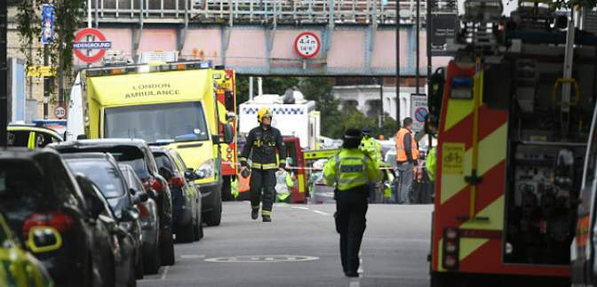 Взрыв в метро Лондона: число пострадавших продолжает расти