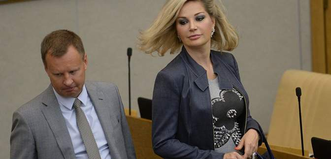 Максакова прокомментировала причастность своего экс-супруга Тюрина к убийству Вороненкова