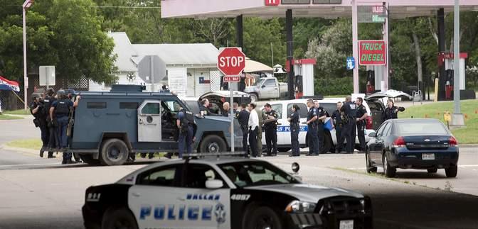 Психологічна проблема найвищого рівня, – Трамп прокоментував стрілянину в Техасі