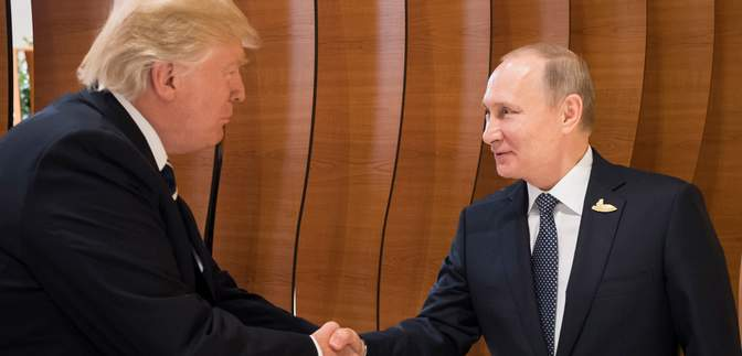 Путін і Трамп все ж поспілкувалися у В'єтнамі: з'явилося відео
