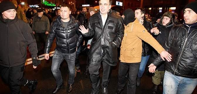 Саакашвили: Власть создает условия для выдворения меня из страны