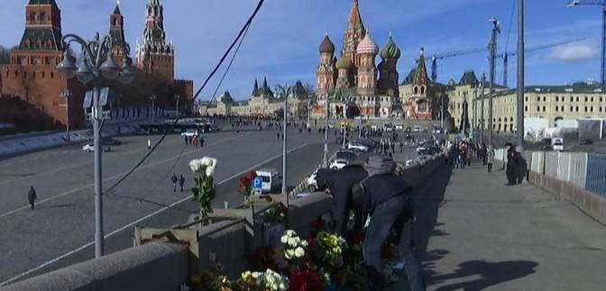 В Москве собираются провести марш памяти Бориса Немцова
