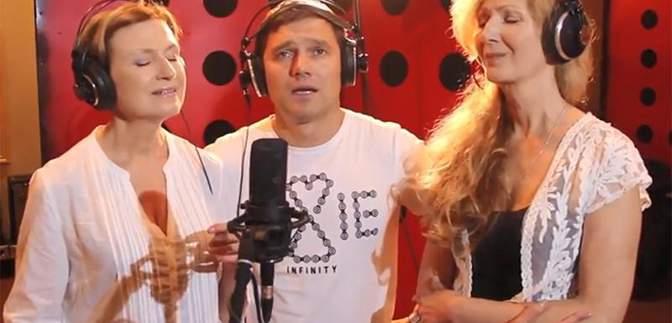 Воин АТО Роман Семисал спел в дуэте с сестрами Тельнюк: лирическое видео