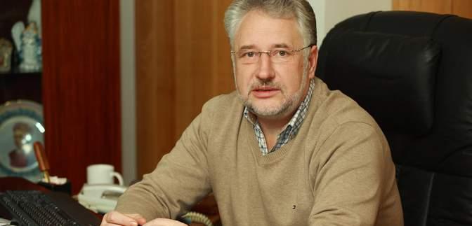 Жебривский признался, зачем ему оружие во время встреч с мирными жителями