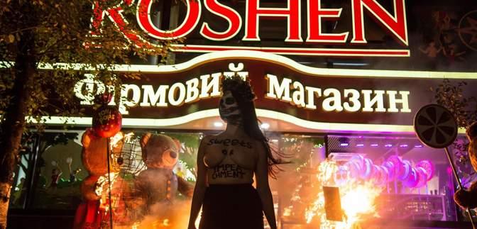 FEMEN заявили, что их хотели взять на вооружение украинские политики