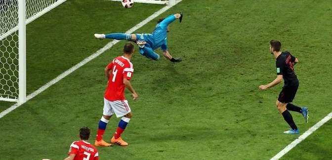 Росія – Хорватія: відео голів та моментів матчу Чемпіонату світу