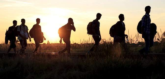 Нелегальные мигранты скоро станут угрозой государственной безопасности Украины