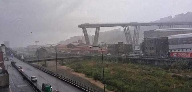 Обвал мосту в Генуї: мешканці вийшли на мовчазні протести