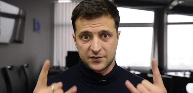 #Ідітьус*аку: Зеленский запустил флешмоб после мата Барны