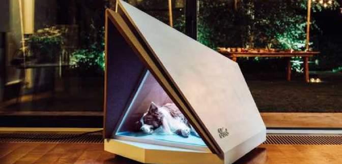 Ford показала розумну будку для собак: для чого вона потрібна