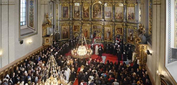 Черногория потребует автокефалии для своей церкви